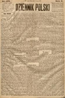 Dziennik Polski. 1877, nr124