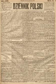 Dziennik Polski. 1877, nr133