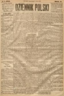 Dziennik Polski. 1877, nr134