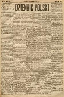 Dziennik Polski. 1877, nr148
