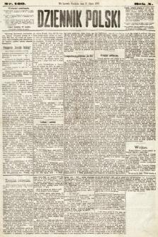 Dziennik Polski. 1877, nr160