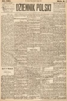 Dziennik Polski. 1877, nr164