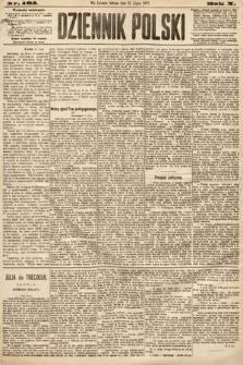 Dziennik Polski. 1877, nr165