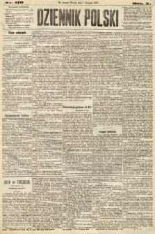 Dziennik Polski. 1877, nr179