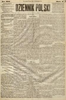 Dziennik Polski. 1877, nr224