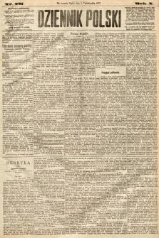 Dziennik Polski. 1877, nr227