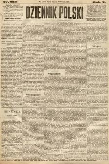 Dziennik Polski. 1877, nr233