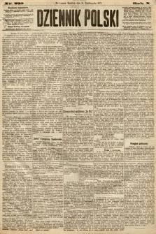 Dziennik Polski. 1877, nr235