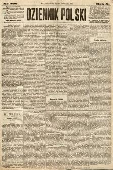 Dziennik Polski. 1877, nr236