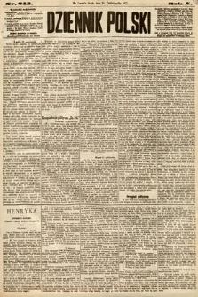 Dziennik Polski. 1877, nr243