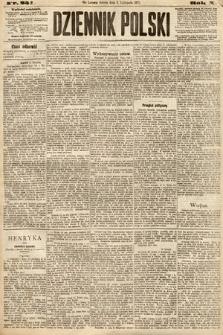Dziennik Polski. 1877, nr251