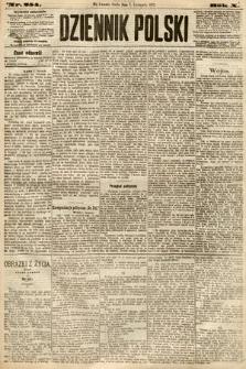 Dziennik Polski. 1877, nr254