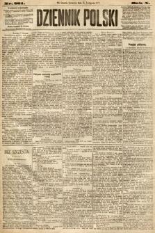 Dziennik Polski. 1877, nr261