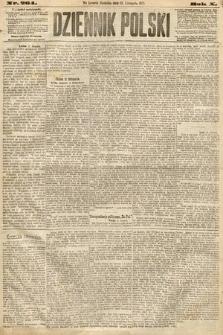 Dziennik Polski. 1877, nr264