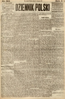 Dziennik Polski. 1877, nr270
