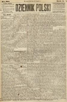 Dziennik Polski. 1877, nr272
