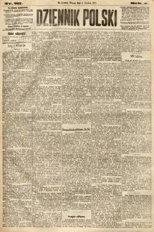Dziennik Polski. 1877, nr277