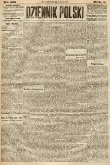 Dziennik Polski. 1877, nr278