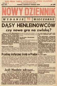 Nowy Dziennik (wydanie wieczorne). 1938, nr248