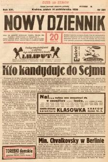 Nowy Dziennik. 1938, nr281