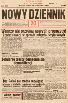 Nowy Dziennik. 1938, nr289