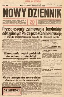 Nowy Dziennik. 1938, nr324