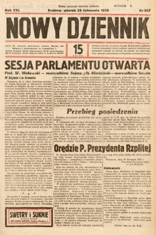 Nowy Dziennik. 1938, nr327