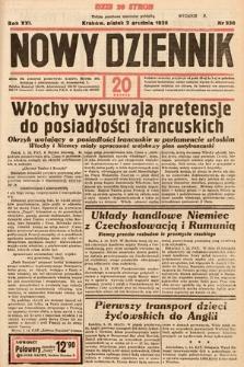 Nowy Dziennik. 1938, nr330