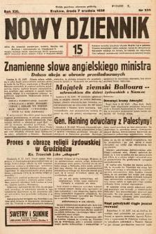 Nowy Dziennik. 1938, nr335