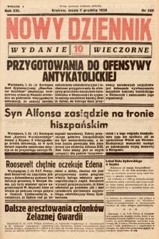Nowy Dziennik (wydanie wieczorne). 1938, nr335