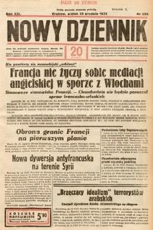 Nowy Dziennik. 1938, nr356