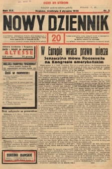 Nowy Dziennik. 1936, nr5