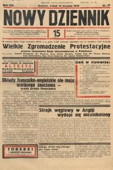 Nowy Dziennik. 1936, nr10