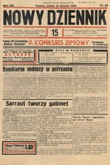 Nowy Dziennik. 1936, nr24