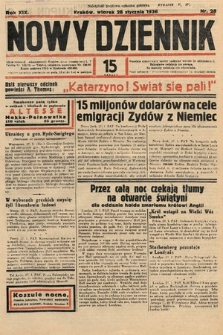 Nowy Dziennik. 1936, nr28