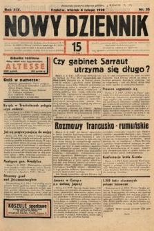 Nowy Dziennik. 1936, nr35