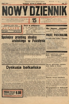 Nowy Dziennik. 1936, nr36