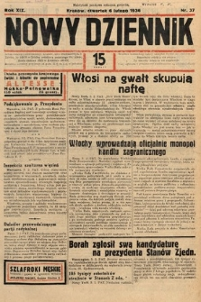 Nowy Dziennik. 1936, nr37