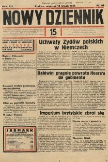 Nowy Dziennik. 1936, nr44