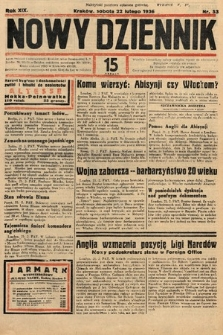Nowy Dziennik. 1936, nr53