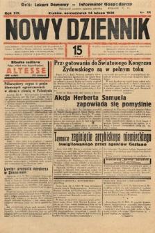 Nowy Dziennik. 1936, nr55