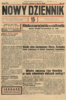 Nowy Dziennik. 1936, nr63