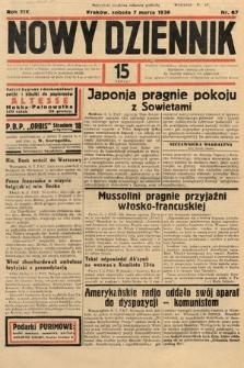 Nowy Dziennik. 1936, nr67