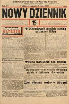 Nowy Dziennik. 1936, nr69