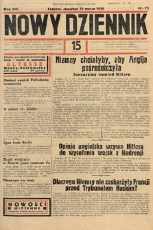 Nowy Dziennik. 1936, nr72