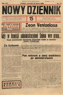 Nowy Dziennik. 1936, nr79