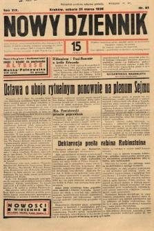 Nowy Dziennik. 1936, nr81