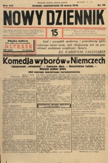 Nowy Dziennik. 1936, nr90