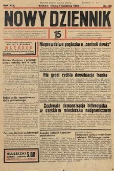 Nowy Dziennik. 1936, nr92