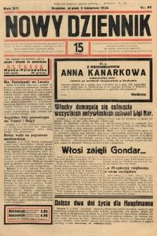 Nowy Dziennik. 1936, nr94